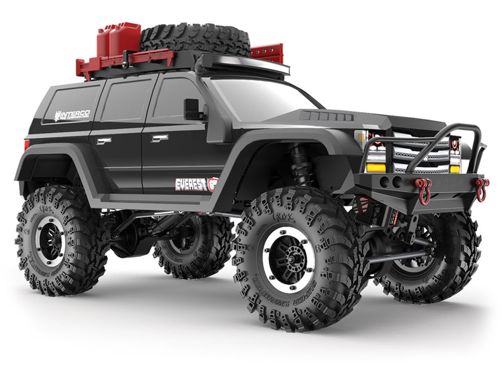 Redcat Racing Everest Gen7 Pro Crawler - Black Edition RC00001