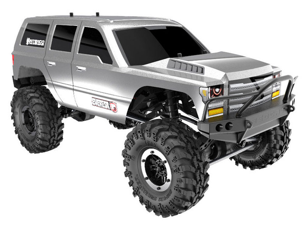 Redcat Racing Everest Gen7 Sport Crawler - Silver Edition RC00003