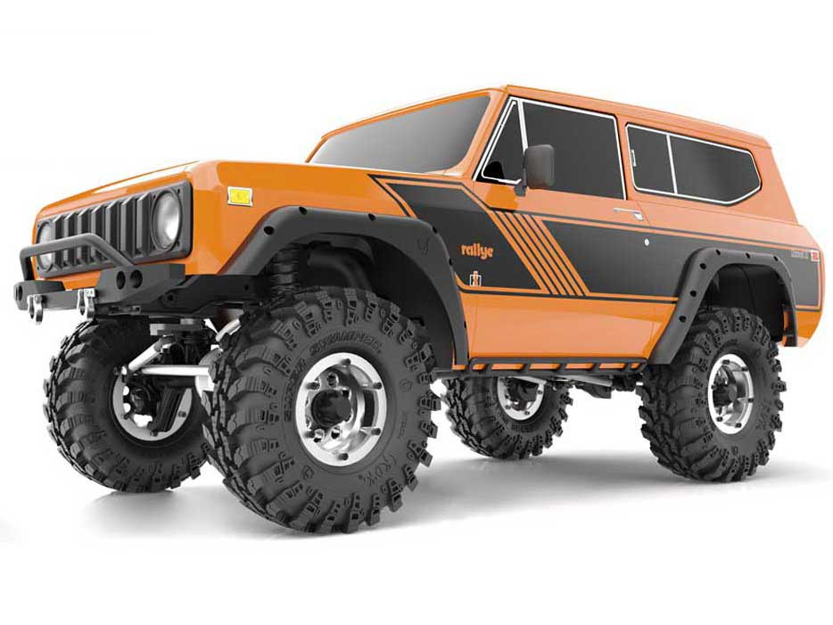 Redcat Racing Scout II Crawler Gen8 - Orange Edition RC00006