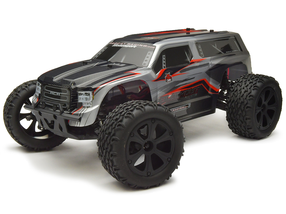 Redcat Racing Blackout XTE Truck Body Clear