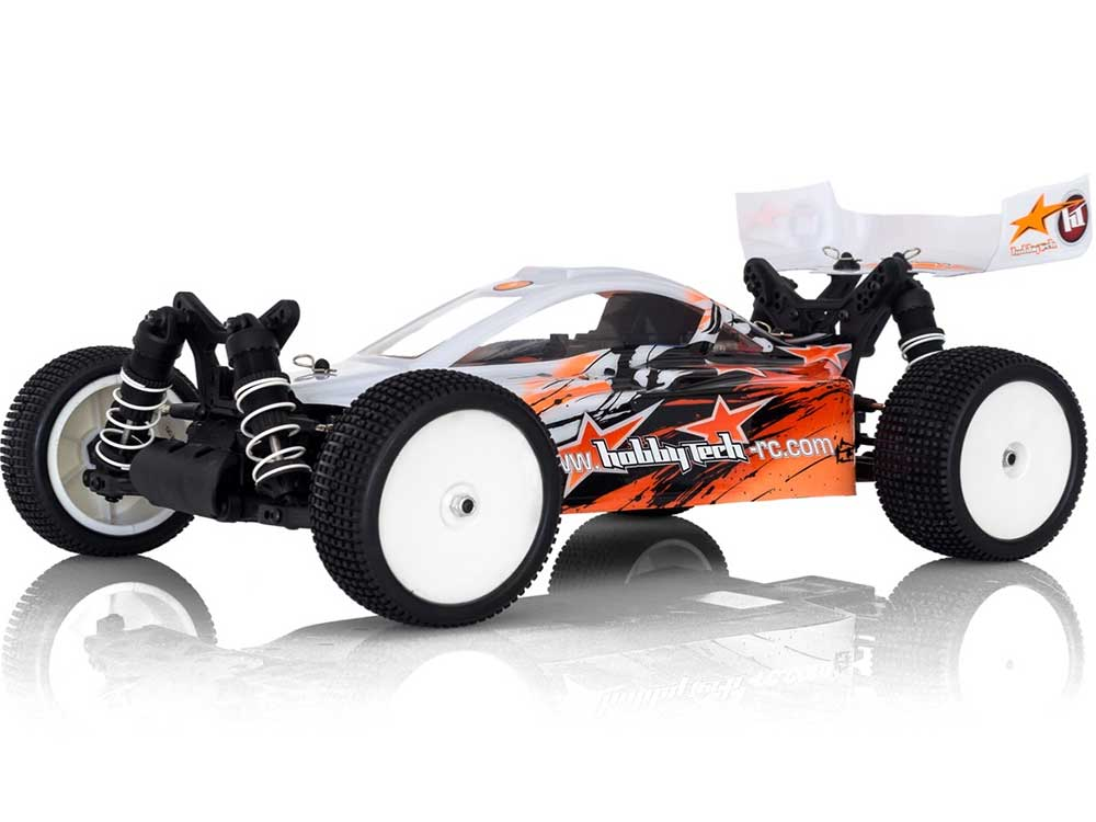 HobbyTech Revolt BX10 V4 RTR Off-Road 4WD Buggy (Orange) REV-BX10-ORV4