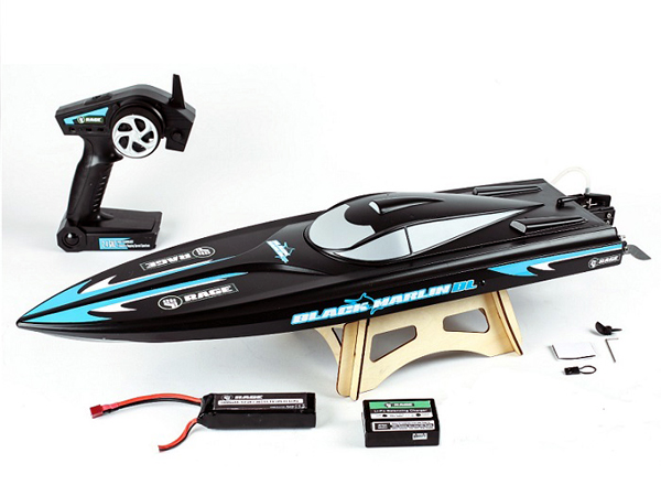 Rage RC Black Marlin Brushless RTR Boat RGRB1205