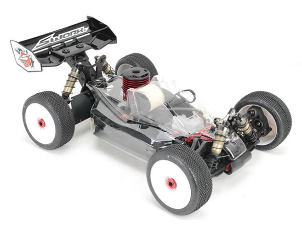 SWORKz S350 BX1 Evo RTR 1/8th Nitro Buggy .21 Engine SW-910022