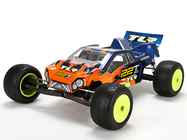 Team Losi Racing 1:10 22T 2.0 2WD Race Truck - Kit TLR03004