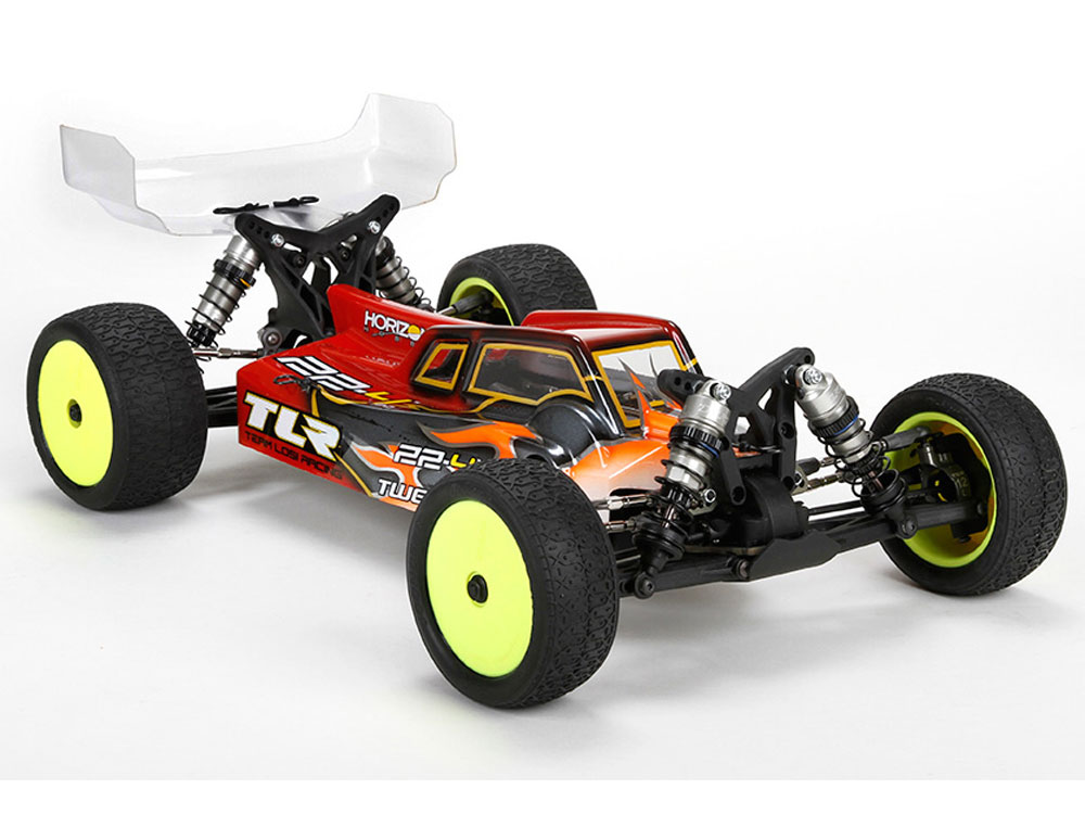 Team Losi Racing 22-4 2.0 Race Kit 1/10 4WD Buggy TLR03007