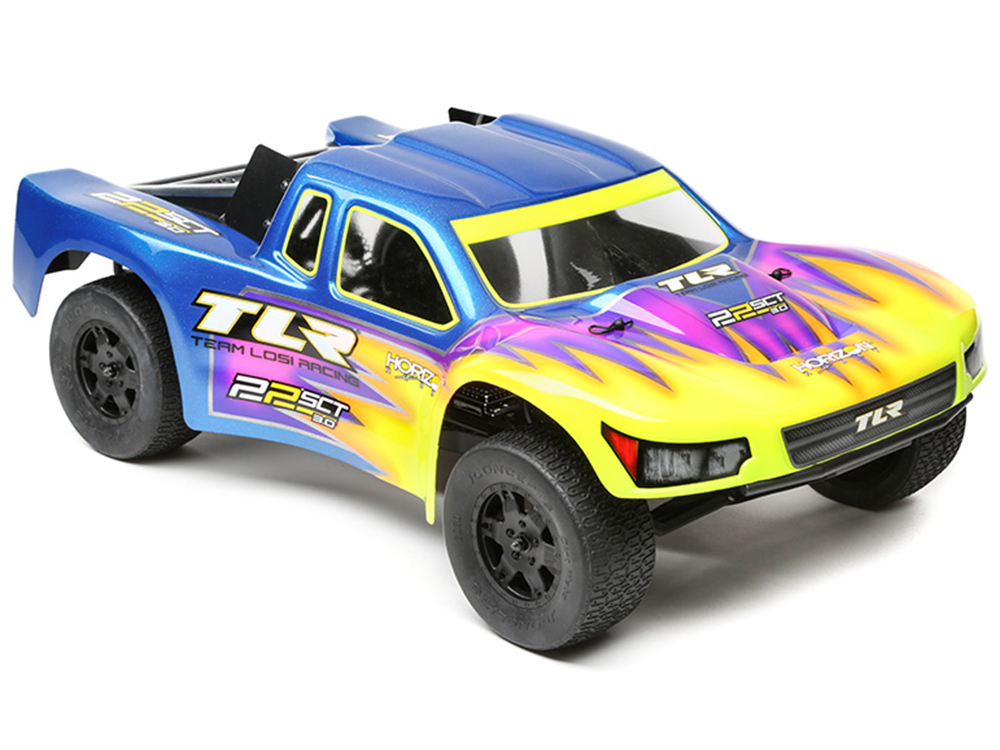Team Losi Racing 22SCT 3.0 Race Kit: 1/10 2WD Short Course Truck TLR03009