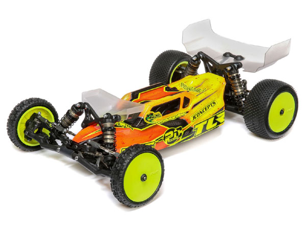 Team Losi Racing 1/10 22 5.0 2WD Buggy AC Race Kit, Astro/Carpet TLR03017