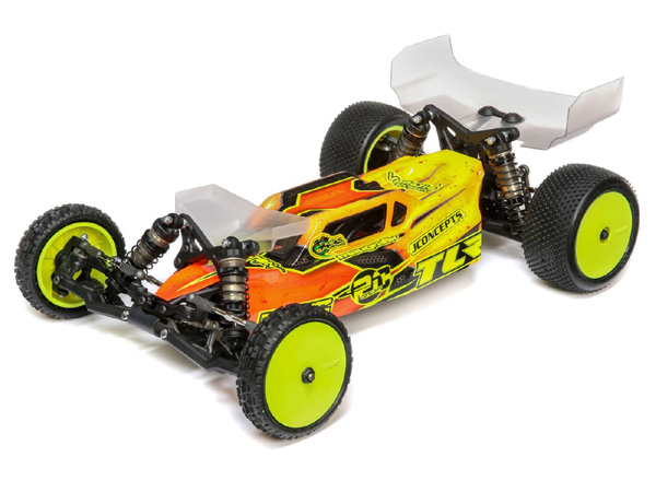 Team Losi Racing 1/10 22 5 0 2WD Buggy AC Race Kit, Astro/Carpet TLR03017