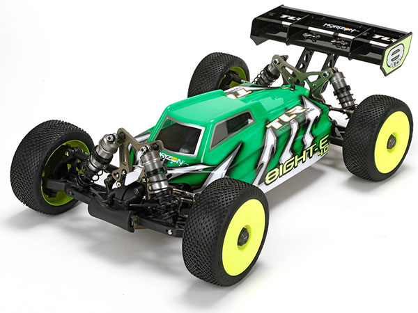 Team Losi Racing 8IGHT-E 4.0 Kit: 1/8 4WD Electric Buggy TLR04004