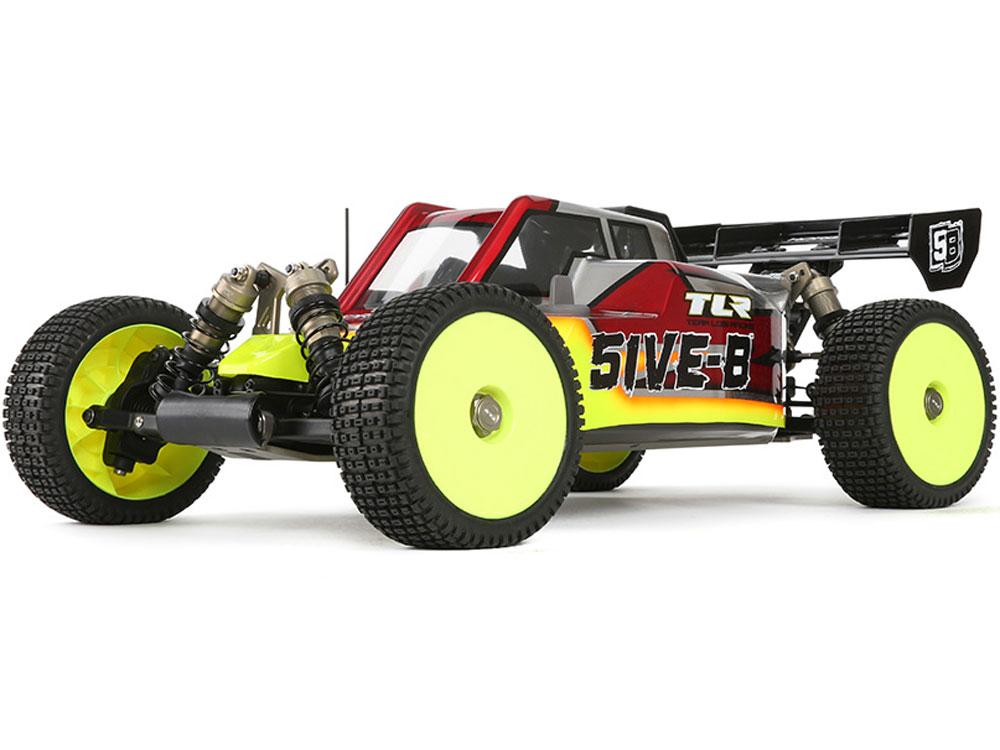 Team Losi Racing 5IVE-B Race Kit 1/5 4WD Buggy TLR05001