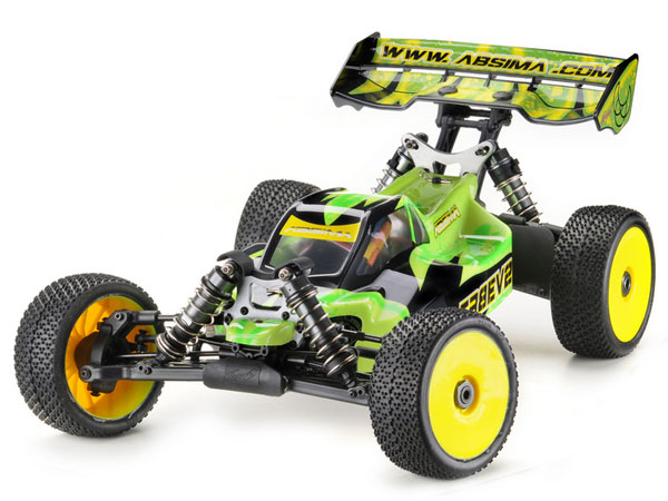 Absima 1:8 EP Buggy TR8EV2 4D Brushless RTR (Damaged Box) TR8EV2RTR-DB
