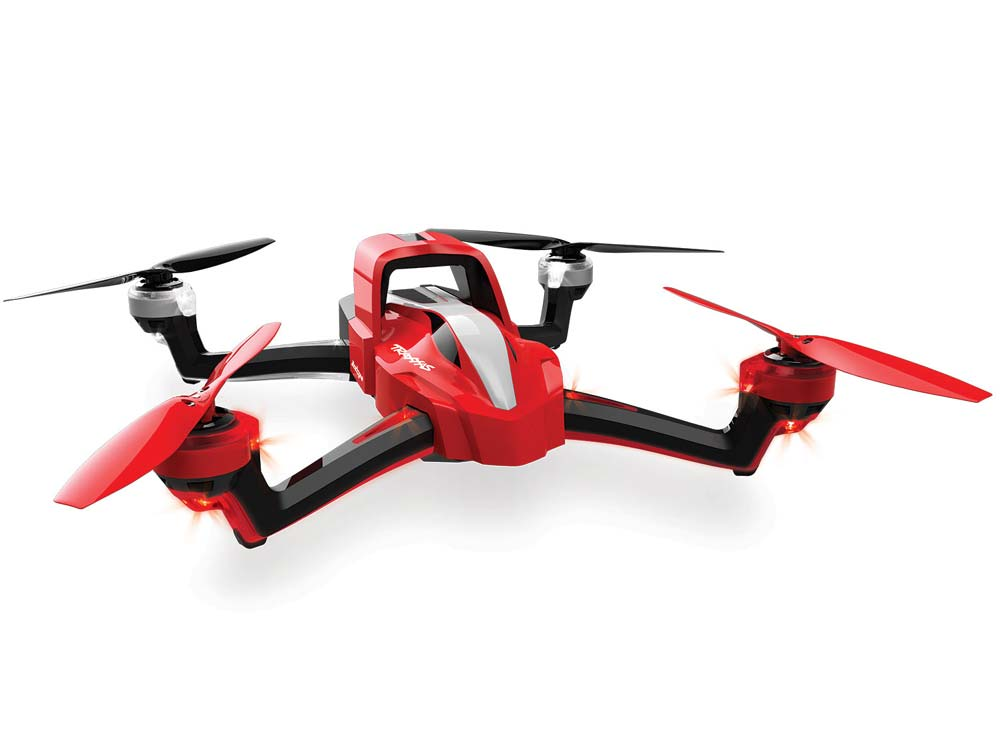 Traxxas Aton Quadcopter with Fixed Camera Mount  7908