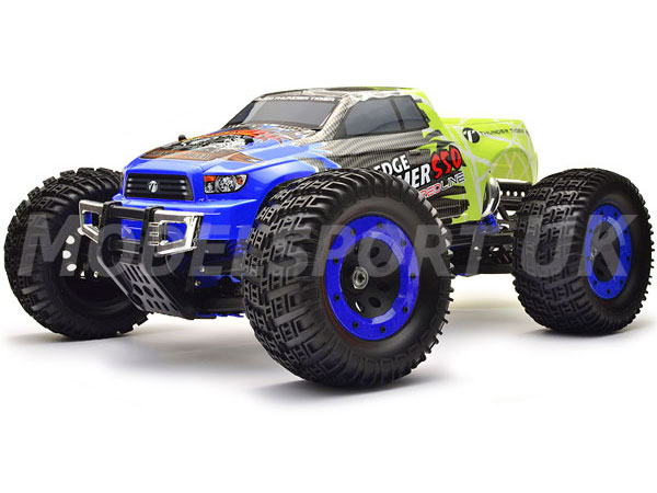 Thunder Tiger MTA-4 Sledge Hammer S50 Special Edition RTR 2.4G (Blue) Combo