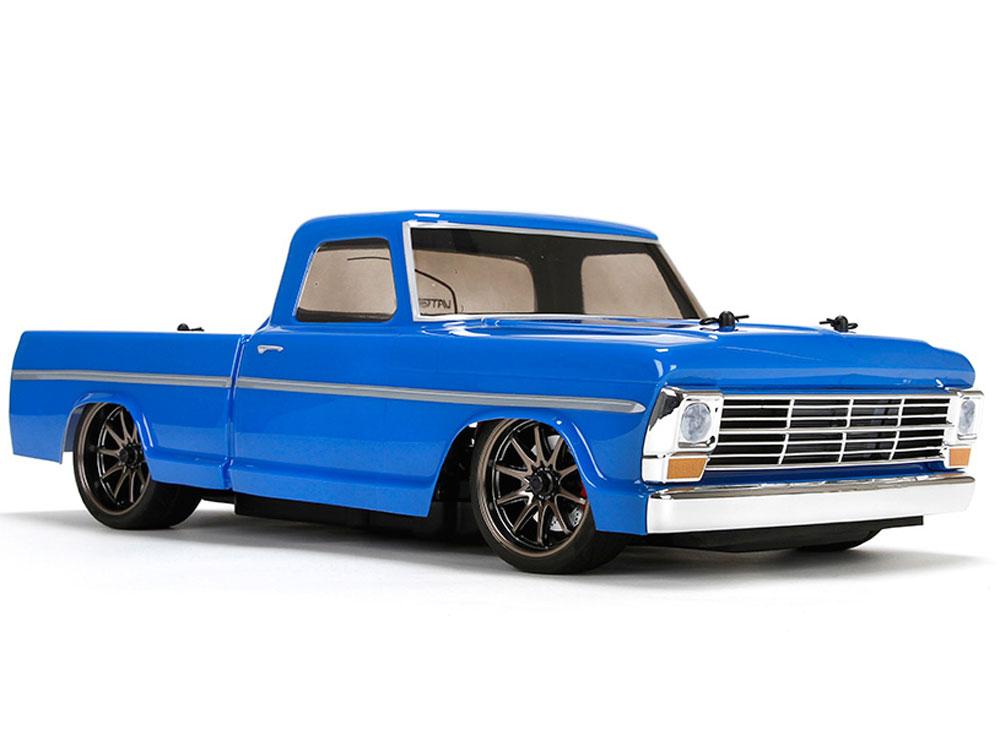 Vaterra 1 10 1968 Ford F100 Pickup Rtr Vtr03028i