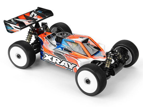 Xray XB8 2019 - 1/8 Luxury Nitro Off-Road Car XR350014