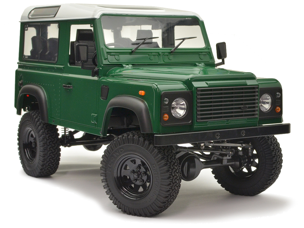 RC4WD Gelande II RTR w/Defender D90 Body Set  Z-RTR0031