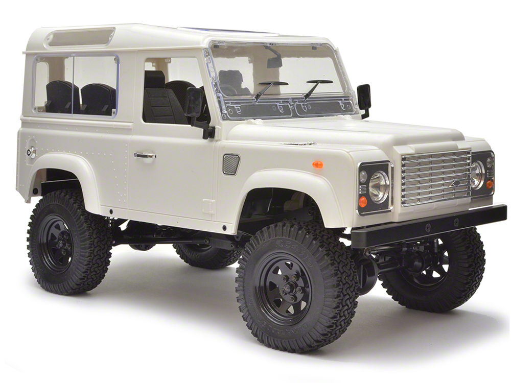 Rc4wd Gelande Ii Truck Kit With Defender D90 Body Set Z K0001
