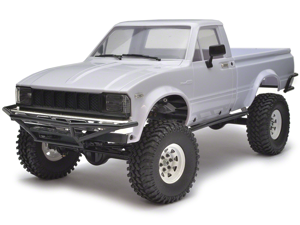 Rc4wd Trail Finder 2 Truck Kit W Mojave Ii Body Set Z K0049