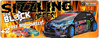 HPI Micro RS4 Sizzling Offer