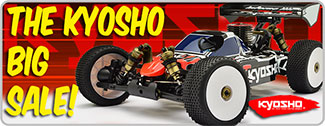 Kyosho Kit Offers 2014